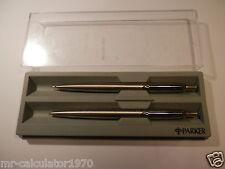 RETRO Parker Pen Pencil Set With Box
