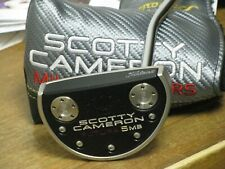 "Scotty Cameron Futura 5MB 34"" Putter w/HC BRAND NEW FREE SHIPPING!!"