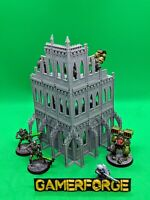 Spire Ruins Terrain for 28mm 40k Star Wars Legion Scenery Tabletop Wargame