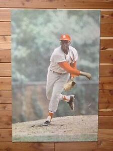 1968 Bob Gibson Cardinals Sports Illustrated Poster - FLASH SALE