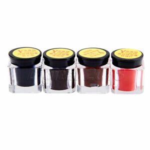 Cream  tattoo pigment 4 Colour Paste Pigment Tattoo Ink Tinta Microblading Ink