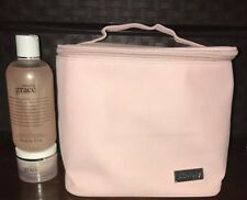 Philosophy Amazing Grace Shower Gel 8 oz, Whipped Body Cream & Pink Vanity Case