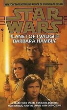 Star Wars: Planet of Twilight by Barbara Hambly (Paperback, 1998)