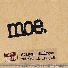 moe. - Instant Live: The Aragon Ballroom - Chicago, IL, 11/01/03 / Jam Band