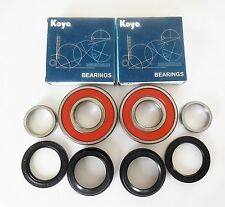 OEM NACHI / KOYO Rear Wheel Bearing W/Seal For Toyota Pick Up / Tacoma W/O ABS