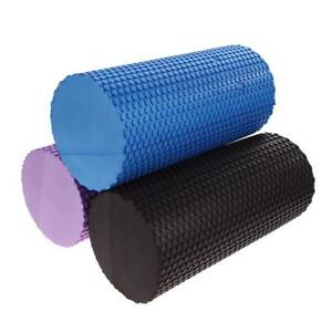 Gym Roll Yoga Foam Muscle Massage Tissue Recovery Sport Tool Fitness Roller Ball