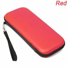 Zip Eva Travel Bag Game Card Storage Hard Shell Carry Case for Nintendo Switch Red