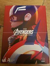 Hot Toys - Avengers Captain America Artist Mix Figure