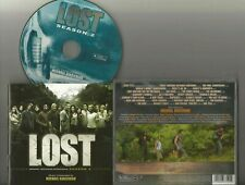 LOST Season 2 Soundtrack CD Composed by Michael Giacchino Varese Sarabande EX