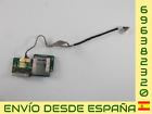 PLACA USB + CABLE ASUS X70A 1414-01BK0AS K51IO ORIGINAL