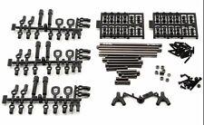 Axial aluminio base de ruedas links set 31.2cm 313mm Scx10 Ax30550