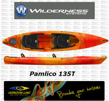 Wilderness Systems Pamlico 135T Tandem, BEST Double Kayak, Best seats available