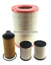 HOLDEN COLORADO 7 AIR OIL FUEL FILTER KIT - 2.5L, 2.8L TURBO DIESEL 2012->on