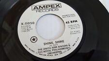 ANITA KERR SINGERS - Shine Shine / O Come All Ye Faithful / Noel 1971 PROMO Pop