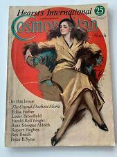 March 1932 Cosmopolitan Magazine – Harrison Fisher Cover – No. 549