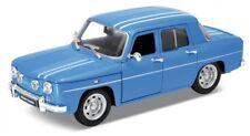 Renault R8 Gordini bleu 1/24 Welly