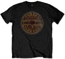 """The Beatles """"Sgt Pimienta Tambor 'T-Shirt-Nuevo Y Oficial!"""