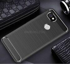for Google Pixel 2 XL Carbon Fibre GEL Case Cover Ultra Slim Shockproof Hybrid