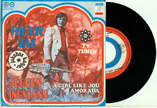 FREDDY SAX, JÖRGEN INGMANN Tros TV Tunes 1973 HOLLAND PS *MINT* VINYL 7""