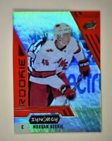 2020-21 UD Synergy Red Bounty Code Rookie #113 Morgan Geekie RC