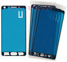 5x Rahmen Kleber Klebepad Glas Adhesive Sticker Frame Glass Samsung Galaxy A5
