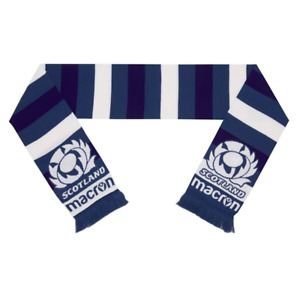 Scotland Rugby Union 2019/20 6 Nations Double Layer Supporters Scarf