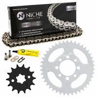 Sprocket Chain Set for Kawasaki G5 G3 G4  14/42 Tooth 428 Rear Front Combo Kit