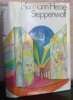 Steppenwolf by Hesse, Hermann
