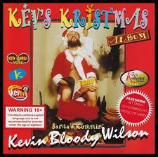 KEVIN BLOODY WILSON - KEV'S KRISTMAS CD ~ AUSSIE STAND-UP CHRISTMAS COMEDY *NEW*