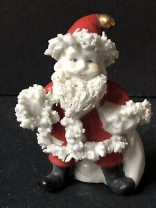 *Vintage Figurine SANTA Spaghetti Christmas Antique JAPAN Ceramic LOTS LISTED!