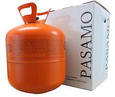 Helium - Marken Ballongas PASAMO – 0,45 m³ Einwegflasche z.B. für 50 Luftballons