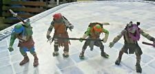 TMNT - 4 Turtle Action Figures