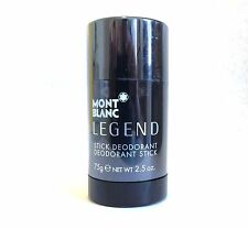 Mont Blanc Legend 2.5 oz. Deodorant Stick For Men Brand New No Box