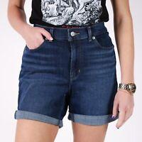 Levi's Premium Classic Blau Damen Shorts Größe 36 W28