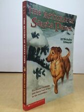 The Return of Santa Paws by Nicholas Edwards  Paperback