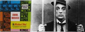 Buster Keaton-Cops, Super 8mm Sound Film, Blackhawk, 368Ft