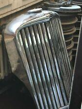 Kühlergrill SS Jaguar 2.5lt, MkIV, inkl. Kühlerdeckel und Emblem