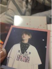 BTS Bangtan Boys 2016 Live On Stage Epilogue DVD+Photobook+Suga Photo card Cheap