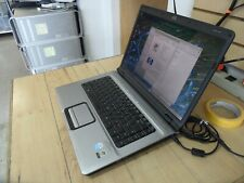 HP Pavilion dv6000 Laptop 4 Parts Booted Windows Hard Drive Wiped *