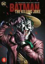BATMAN : THE KILLING JOKE (DC Animated Movie) - DVD - New & sealed PAL Region 2