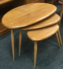 Ercol Solid Wood Living Room Tables