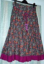White Stuff hippy boho skirt size 10 NWOT