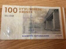 Denmark, 100 kroner