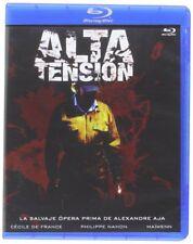HIGH TENSION (Switchblade Romance) **Blu Ray B** English Subtitles