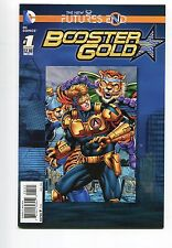 BOOSTER GOLD  FUTURE'S END #1 - STANDARD COVER - DC COMICS - 2014