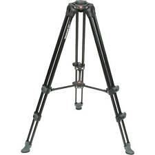 Manfrotto MVT502AM Aluminum Telescopic Twin Leg Video Tripod. EU Seller. NEW