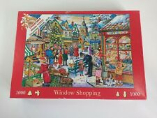 House Of Puzzles 1000 Piece Jigsaw - Window Shopping