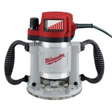 Milwaukee 3-1/2 Max HP Fixed-Base Production Router