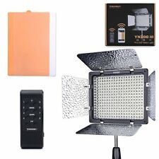 Yongnuo YN300 III Pro LED Video Studio Light 3200K-5500K for Canon Nikon DV UK