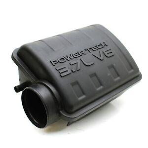 2002 - 2007 JEEP LIBERY 3.7 V6 AIR BOX FILTER INTAKE DUCT BLACK POWER TECH 3.7L